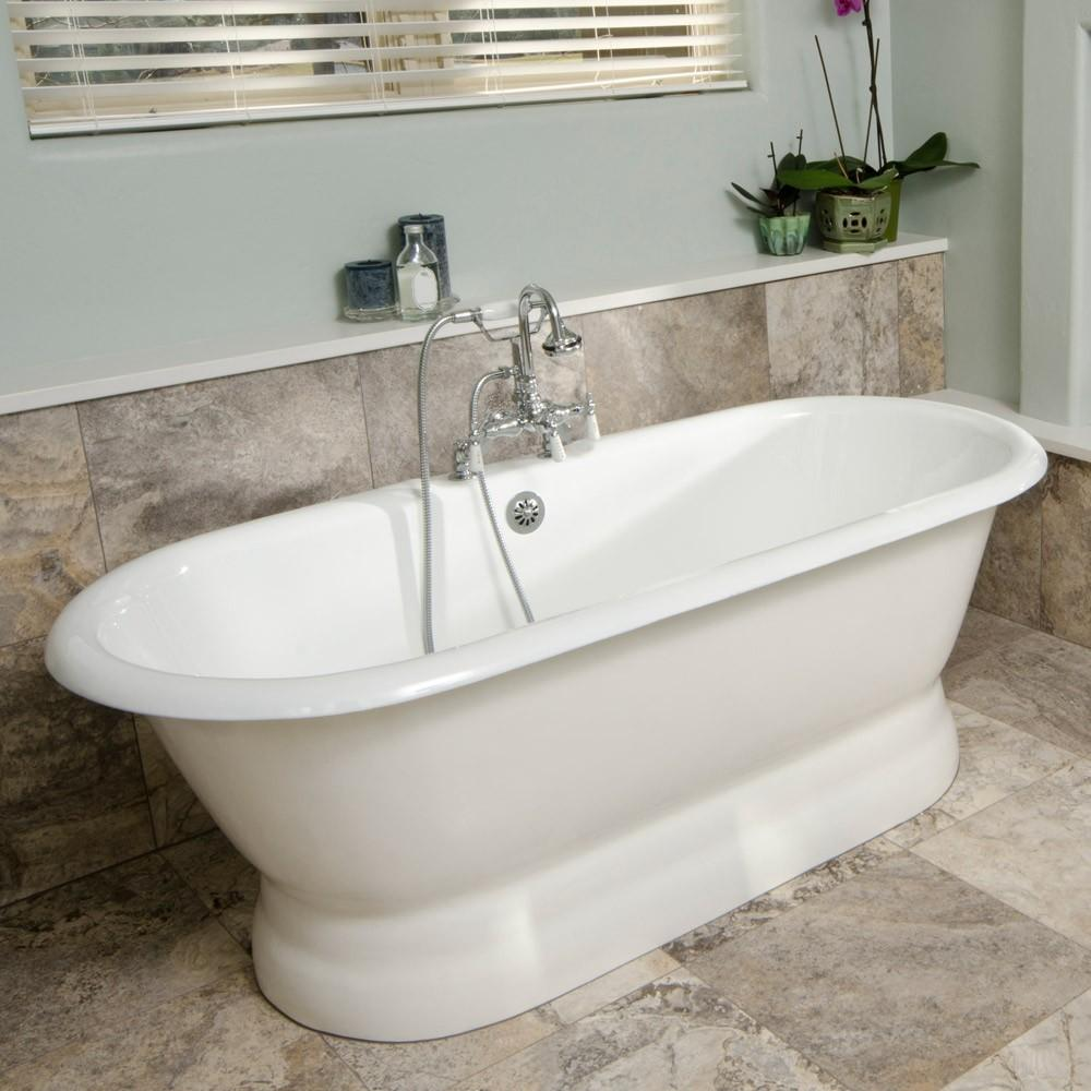 Standing Soaking Tub Ideas Home Collection