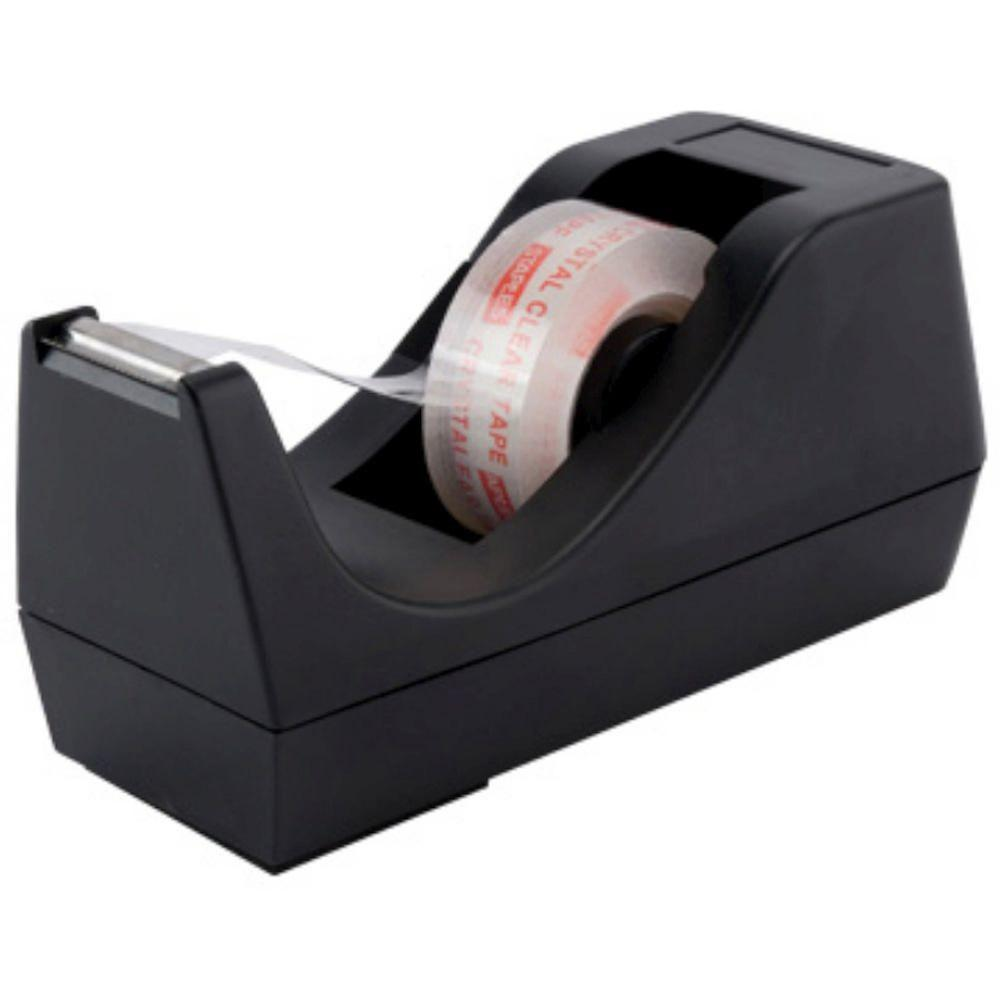 Staples Black Tape Dispenser