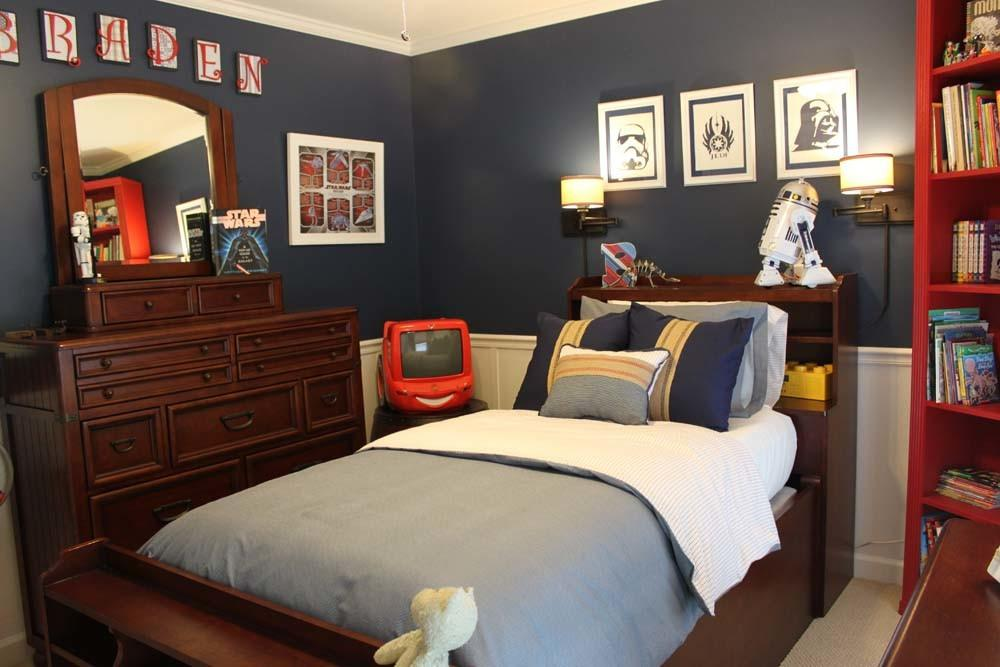 Star Wars Themed Big Boy Room Southern Revivals