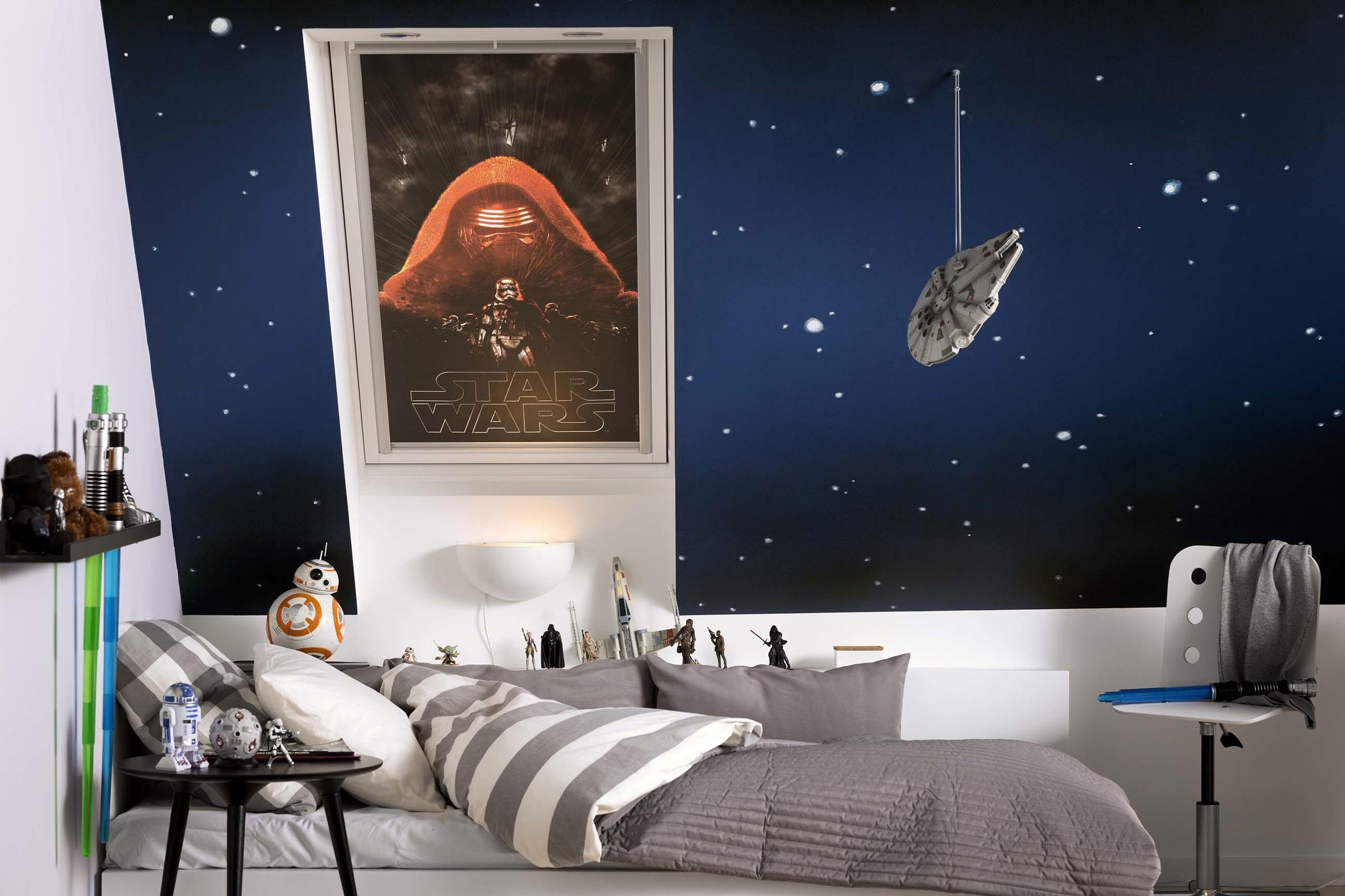 Star Wars Your Kid Room Interior Directory
