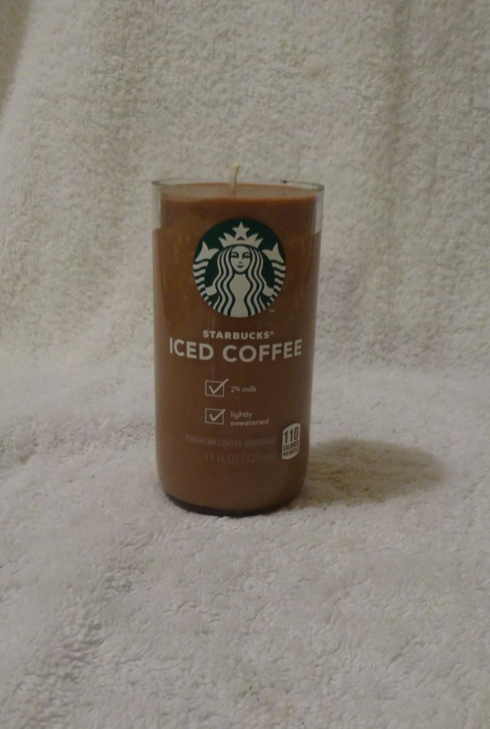 Starbucks Bottle Coffee Scented Candle Amazing Smell