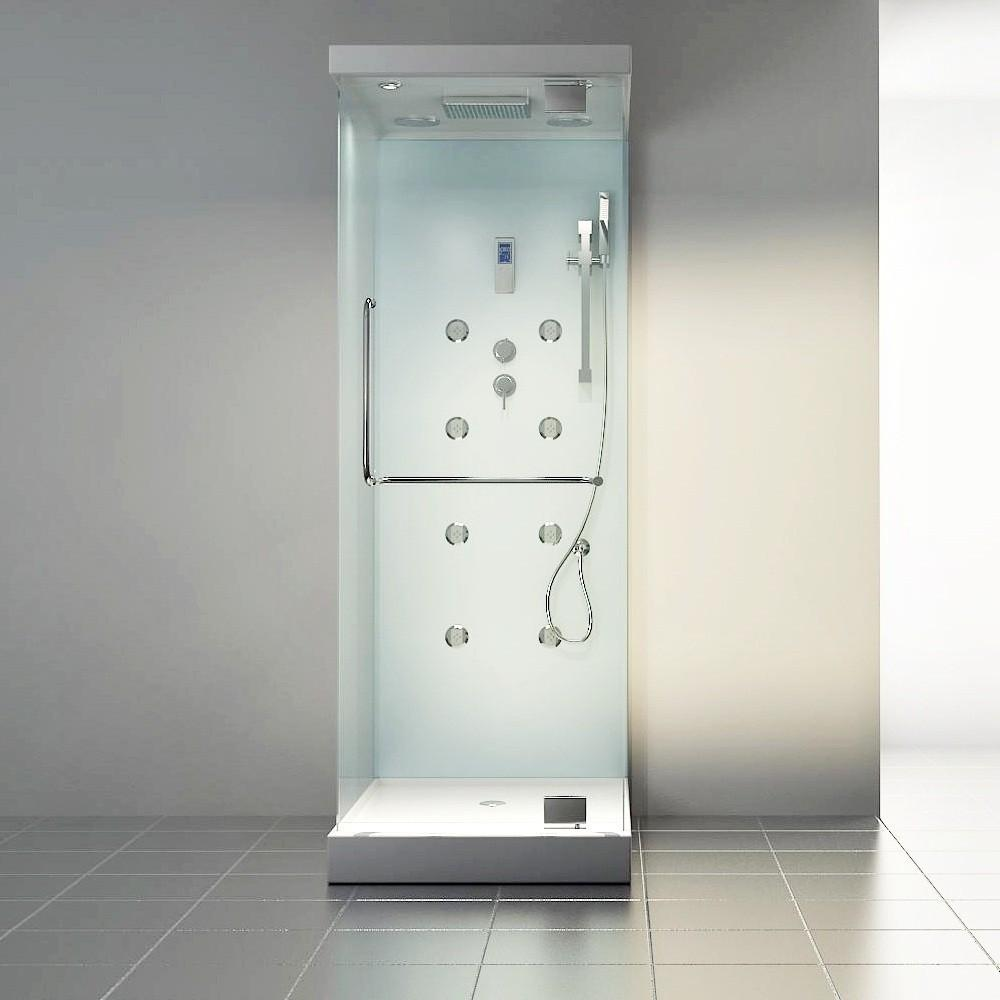 Steam Shower Cubicle Design