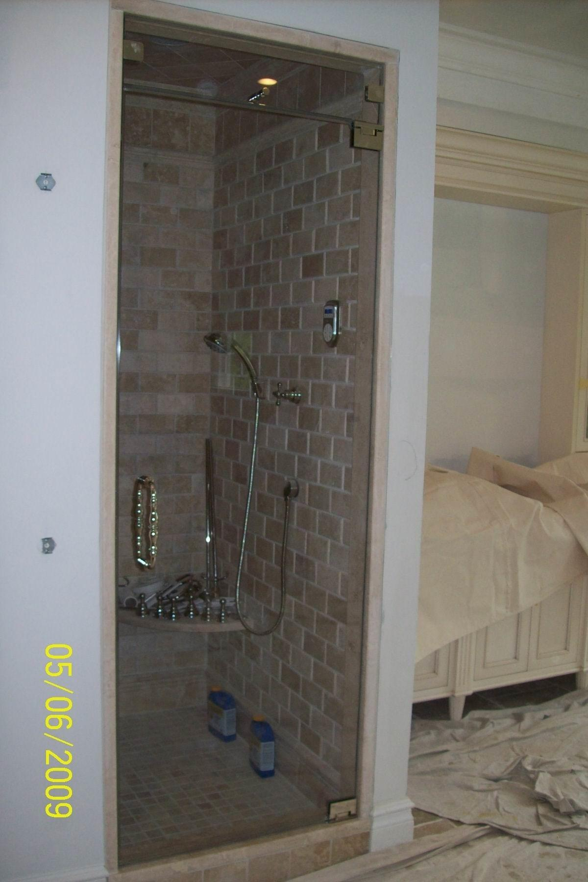 Steam Shower Enclosures Home Design Ideas