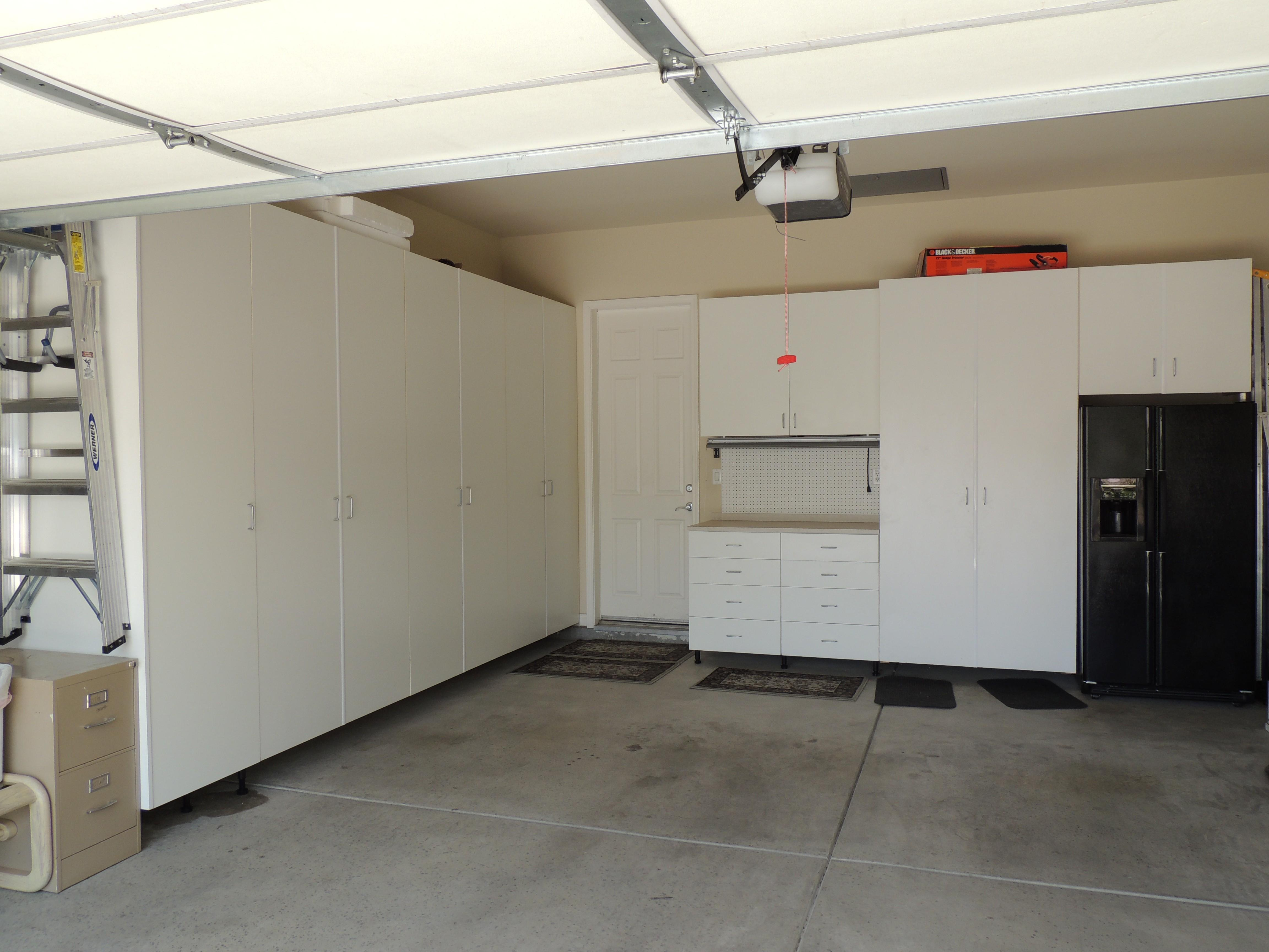 Steel Cabinets Awesome Artistic Metal Garage Cabinet White