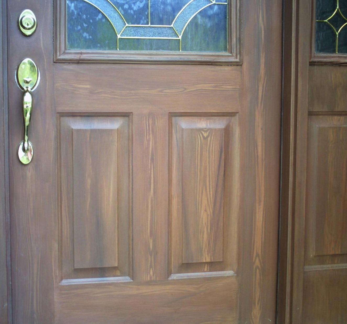 Steel Doorse Paint Door