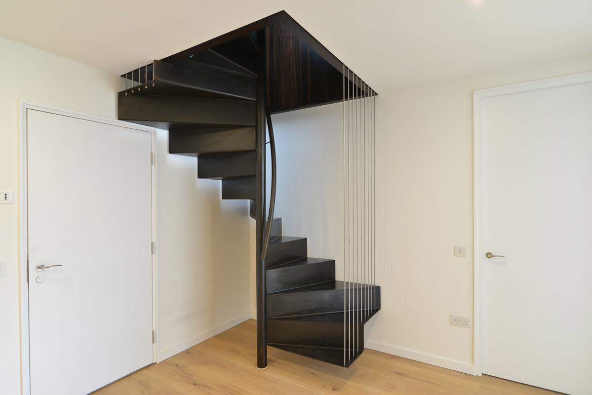 Steel Spiral Stair Design Your House Its Good Idea