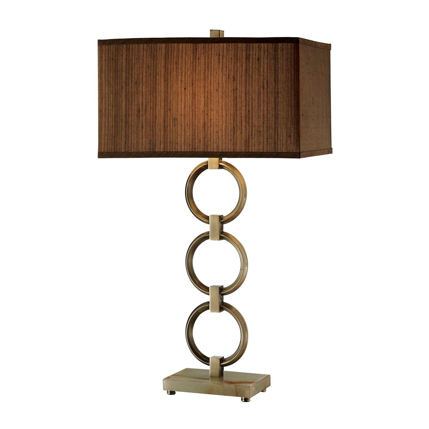 Stein World Chase Stack Ring Table Lamp Atg Stores