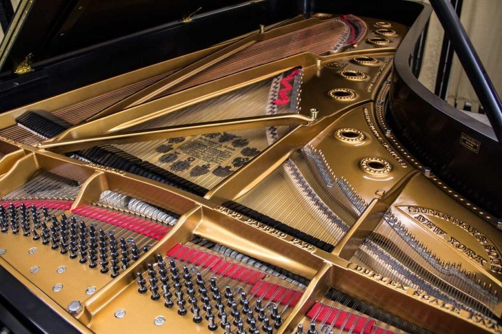 Steinway Concert Grand Pianos Institutions Venues