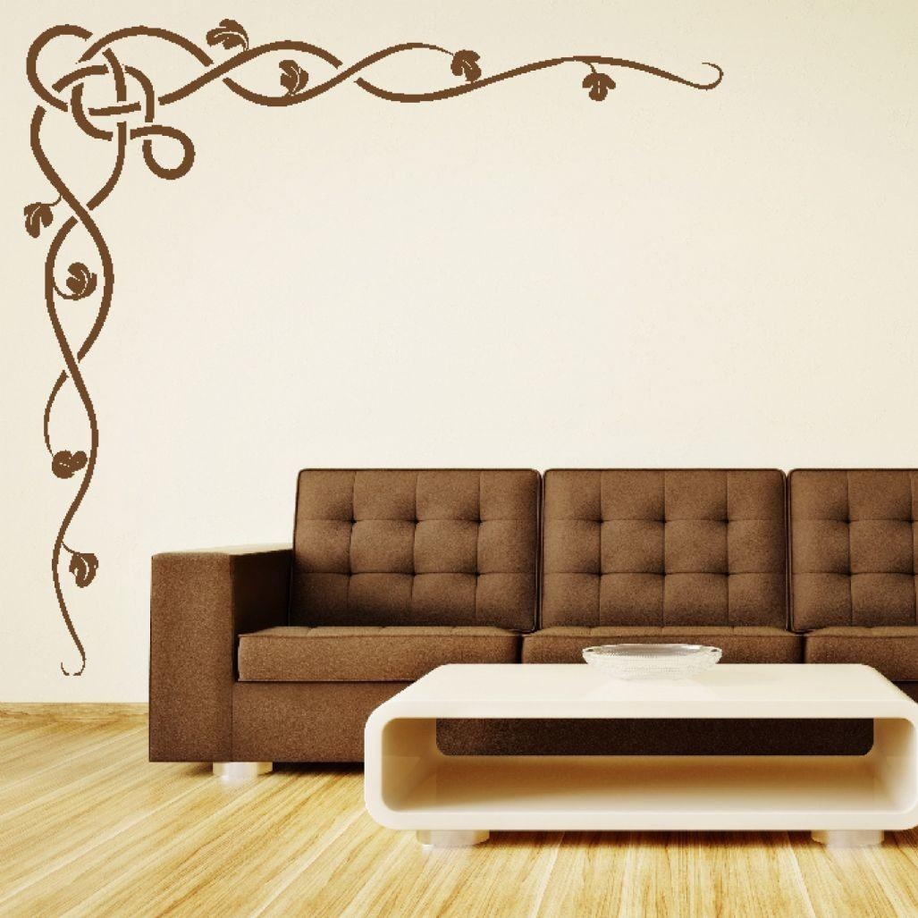 Stencil Ideas Living Room