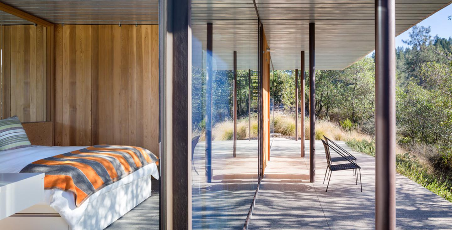 Steven Harris Architects Llp Napa Valley House