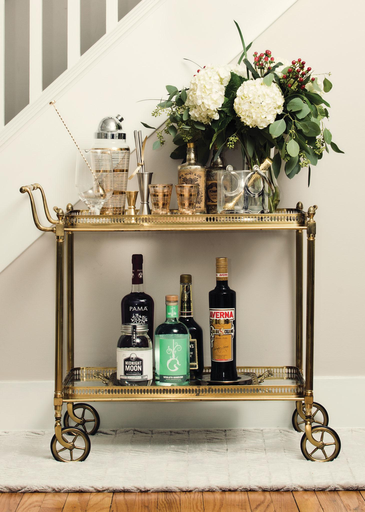 Stock Your Bar Cart Holidays Edible Allegheny