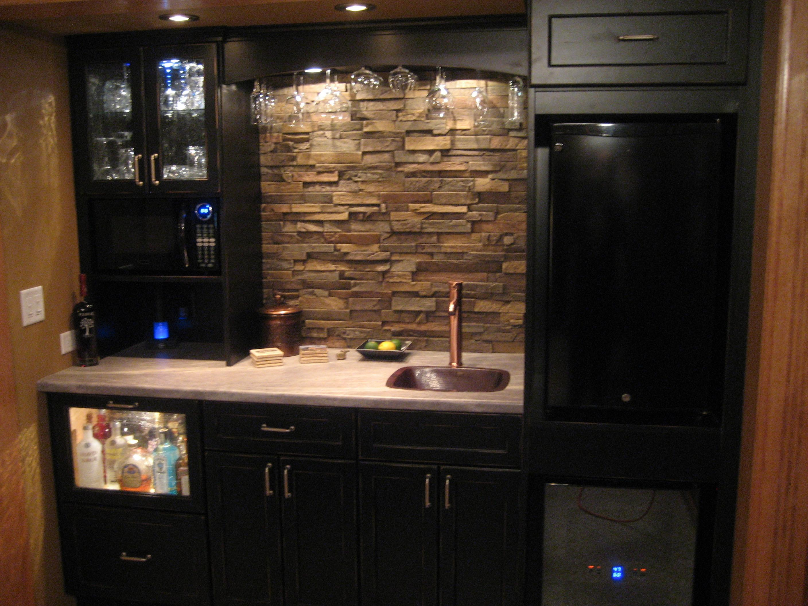 Stone Backsplashes Kitchens Design Ideas Donchilei