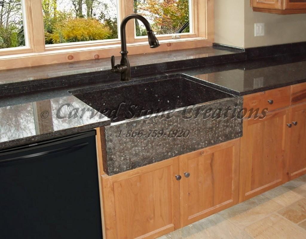 Stone Kitchen Sinks Marceladick