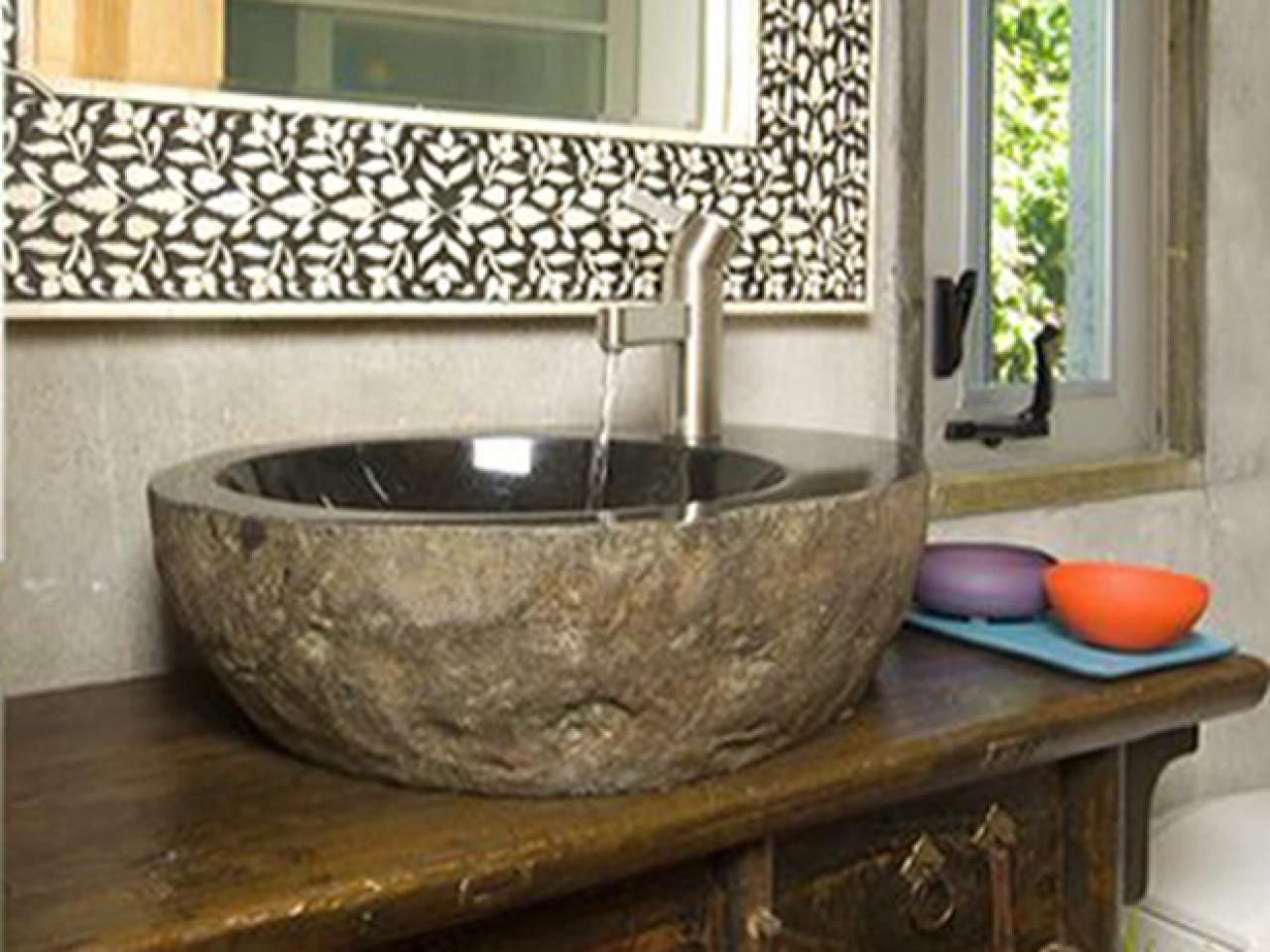 Stone Sink Right Your Kitchen Diy
