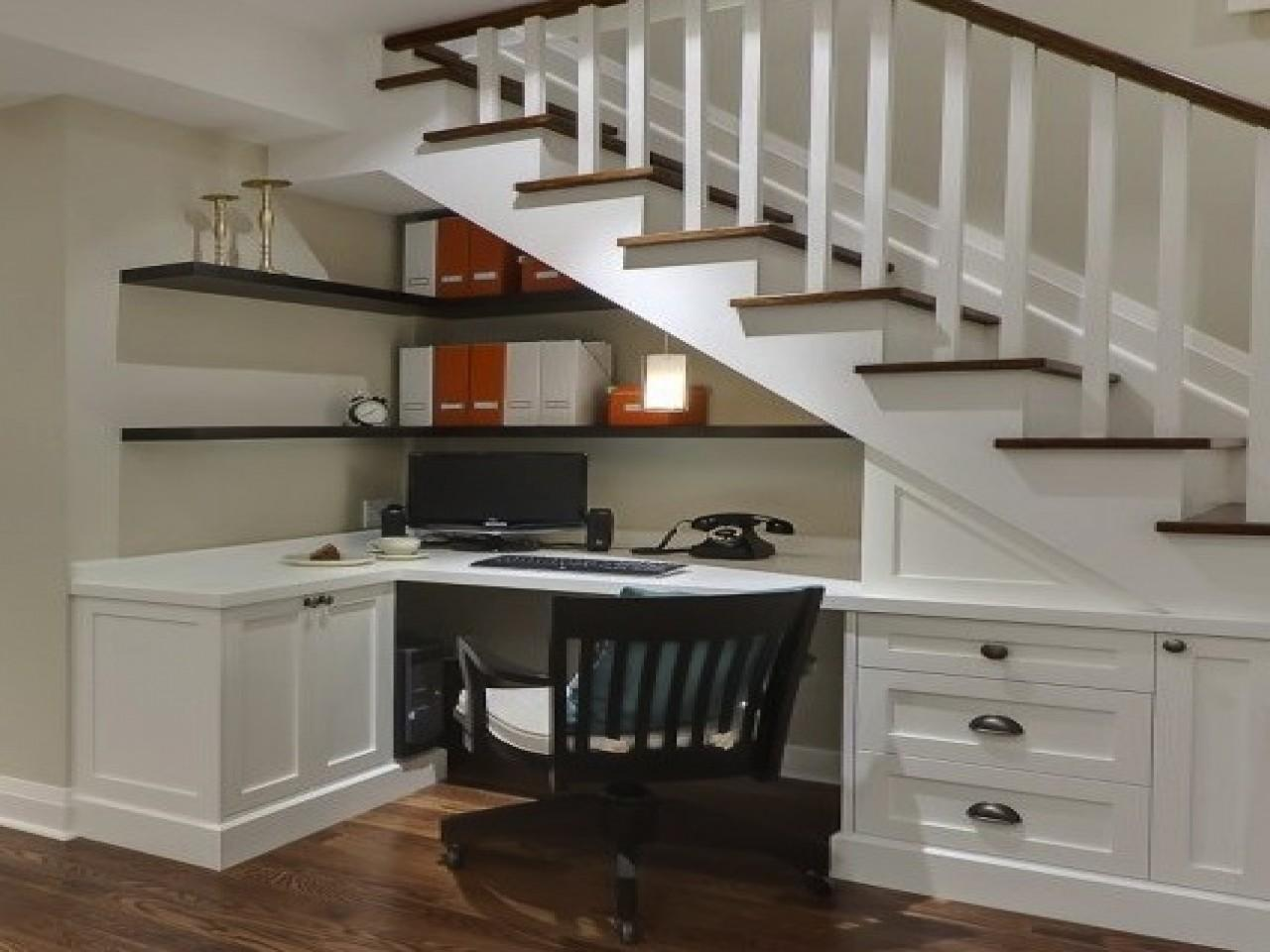 Storage Ideas Small House Space Under
