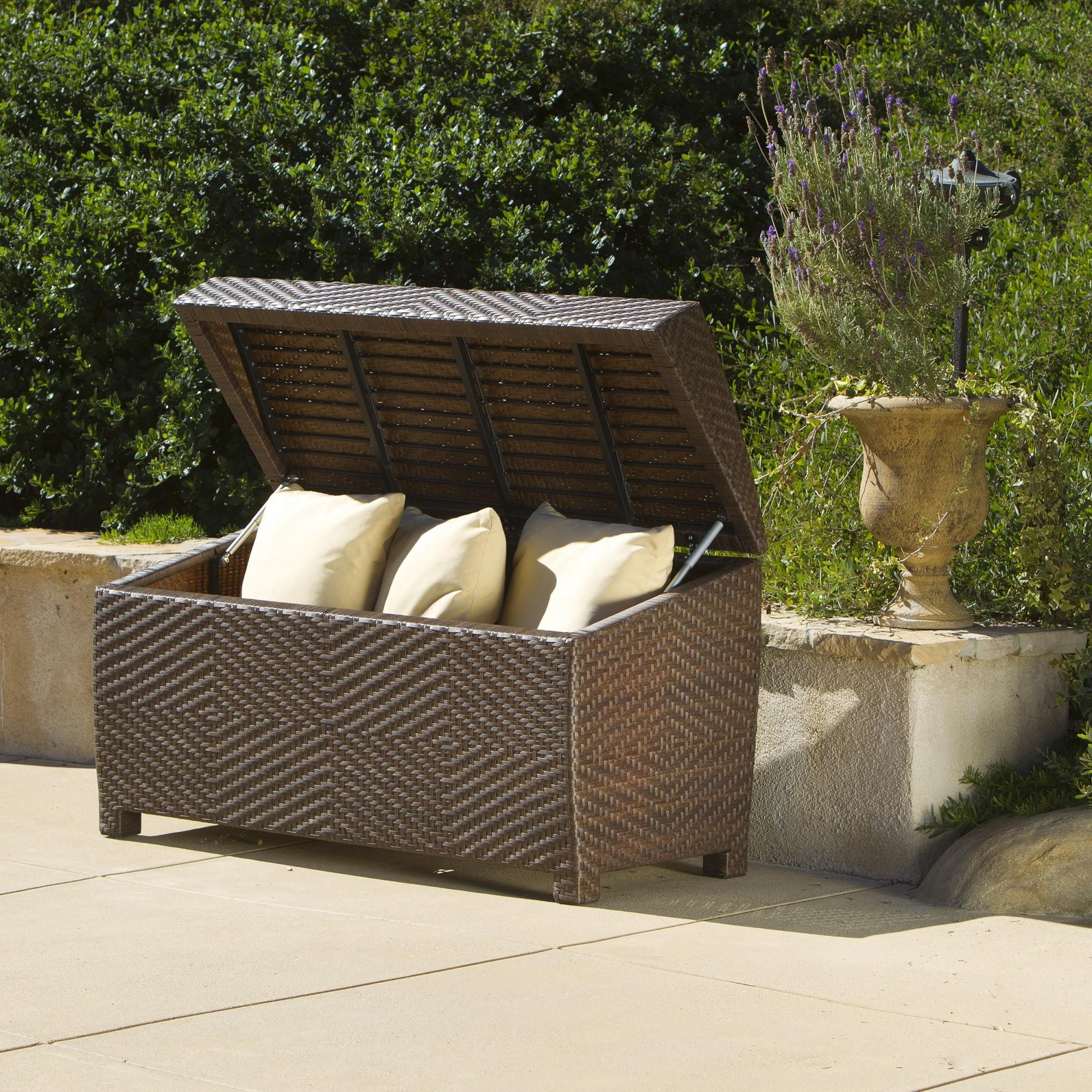 Storage Patio Furniture Outdoor Home