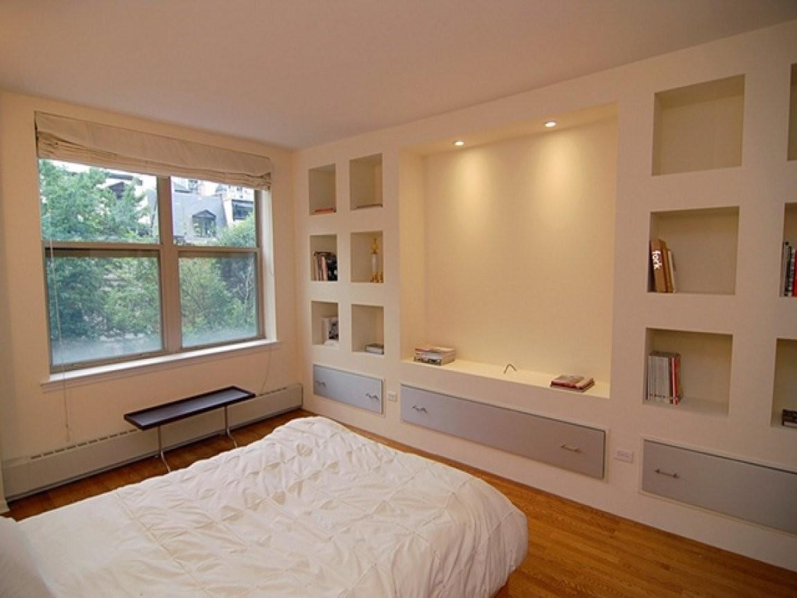 Storage Wall Units Bedrooms Home Design