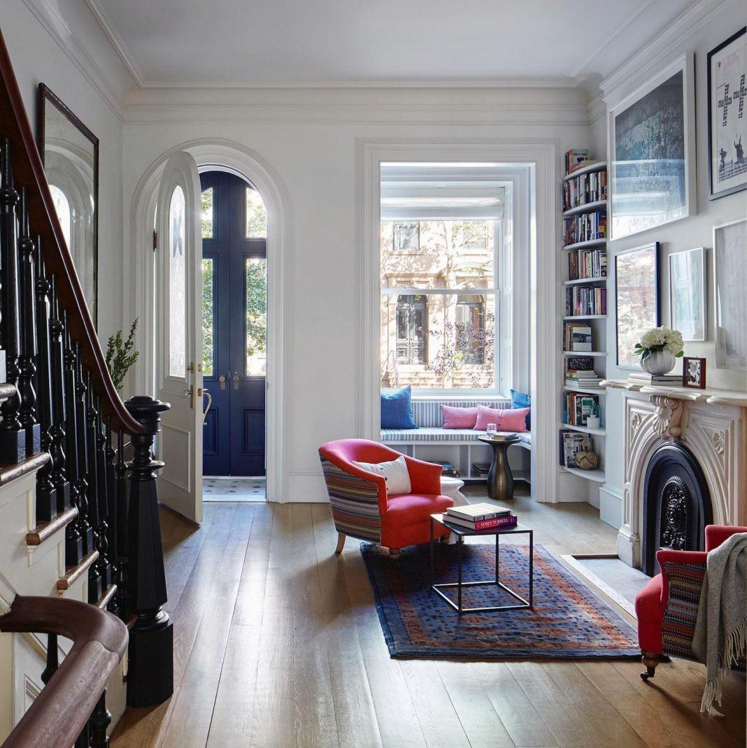 Story Italianate Row Carroll Gardens Townhouse
