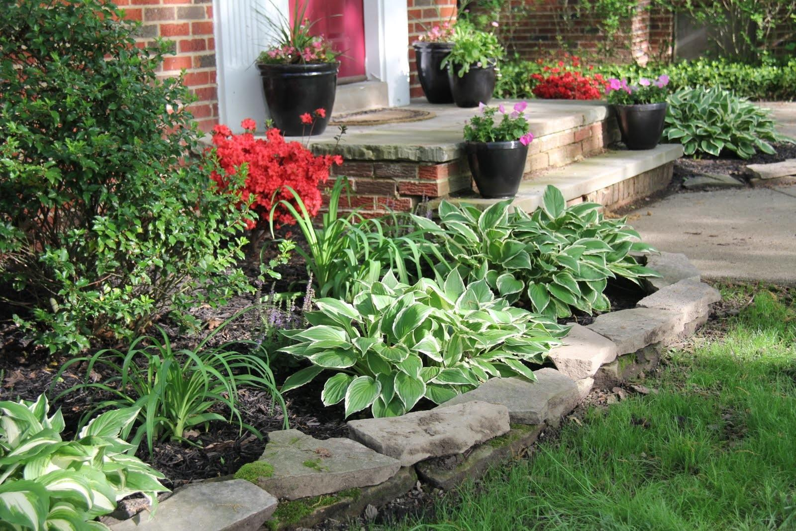 Stranded Cleveland Front Yard Transformation Our