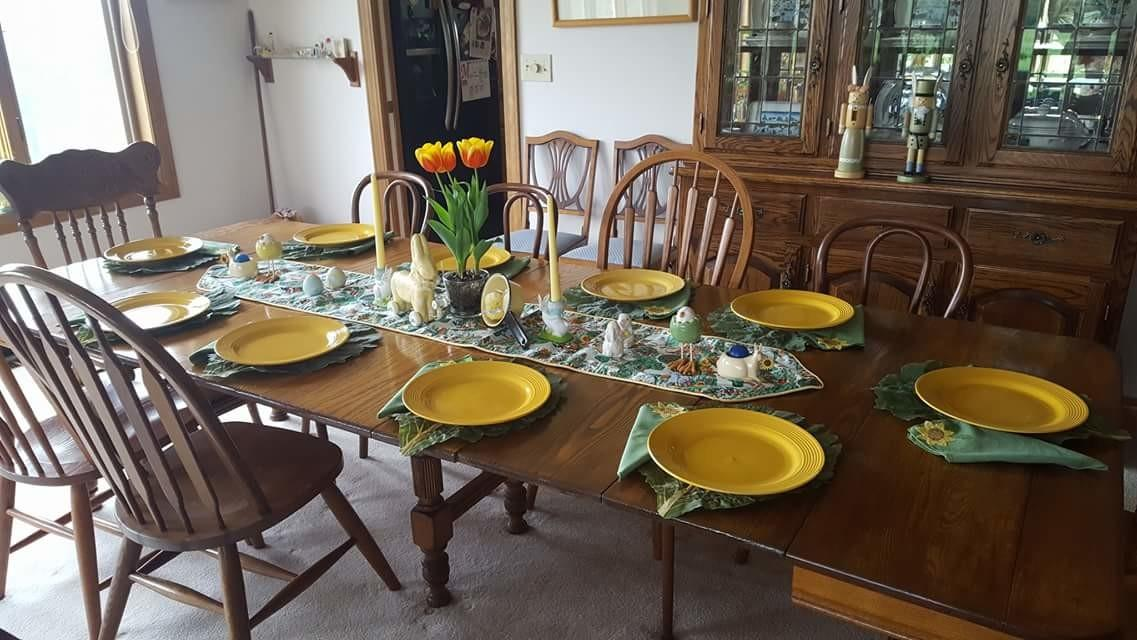 Striking Easter Table Decoration Ideas Give Your