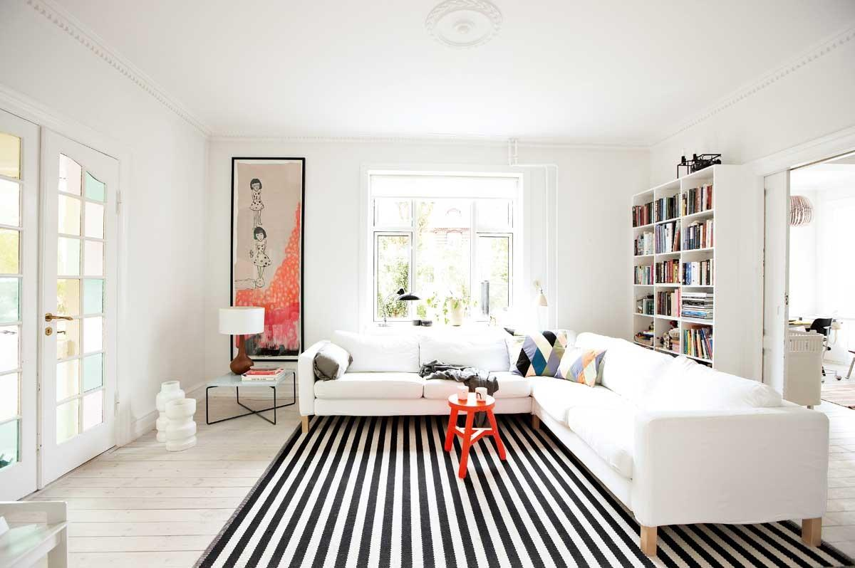 Stripe Types Rugs Cococozy