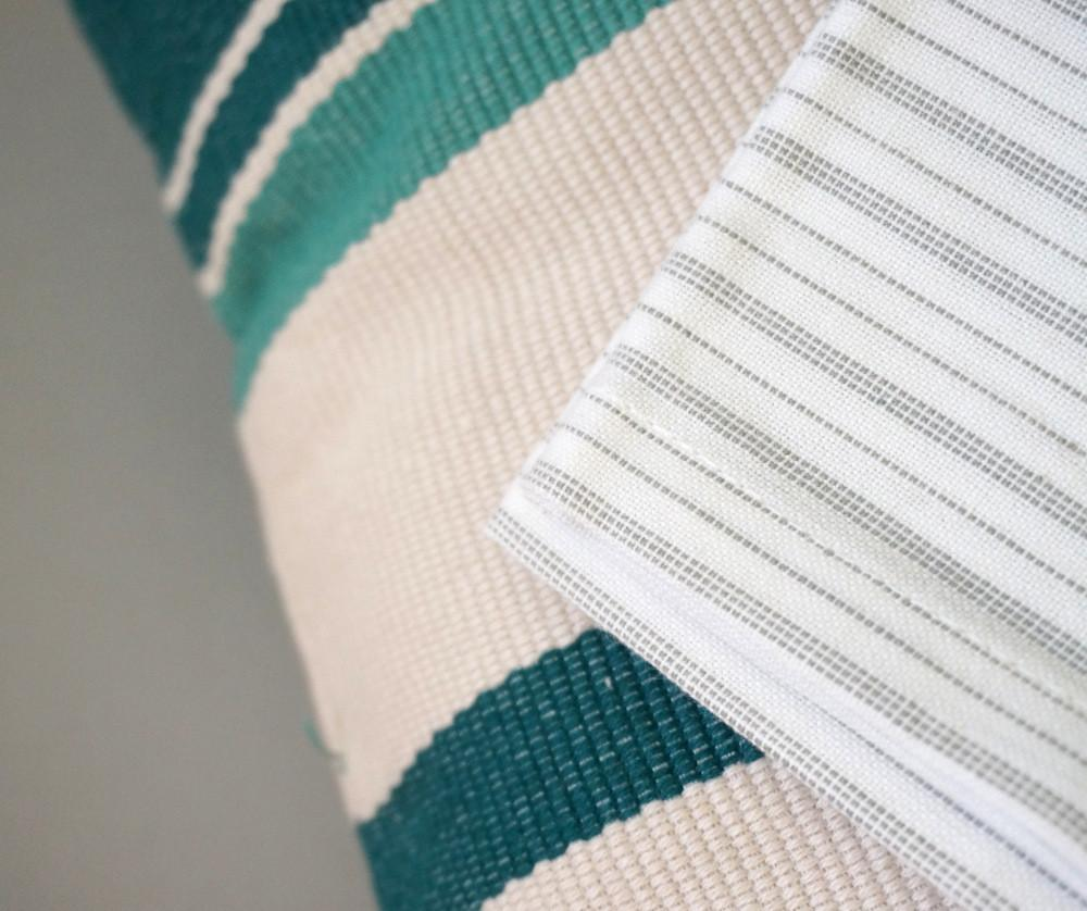 Stripes Woven Decor Summer Perfect Style