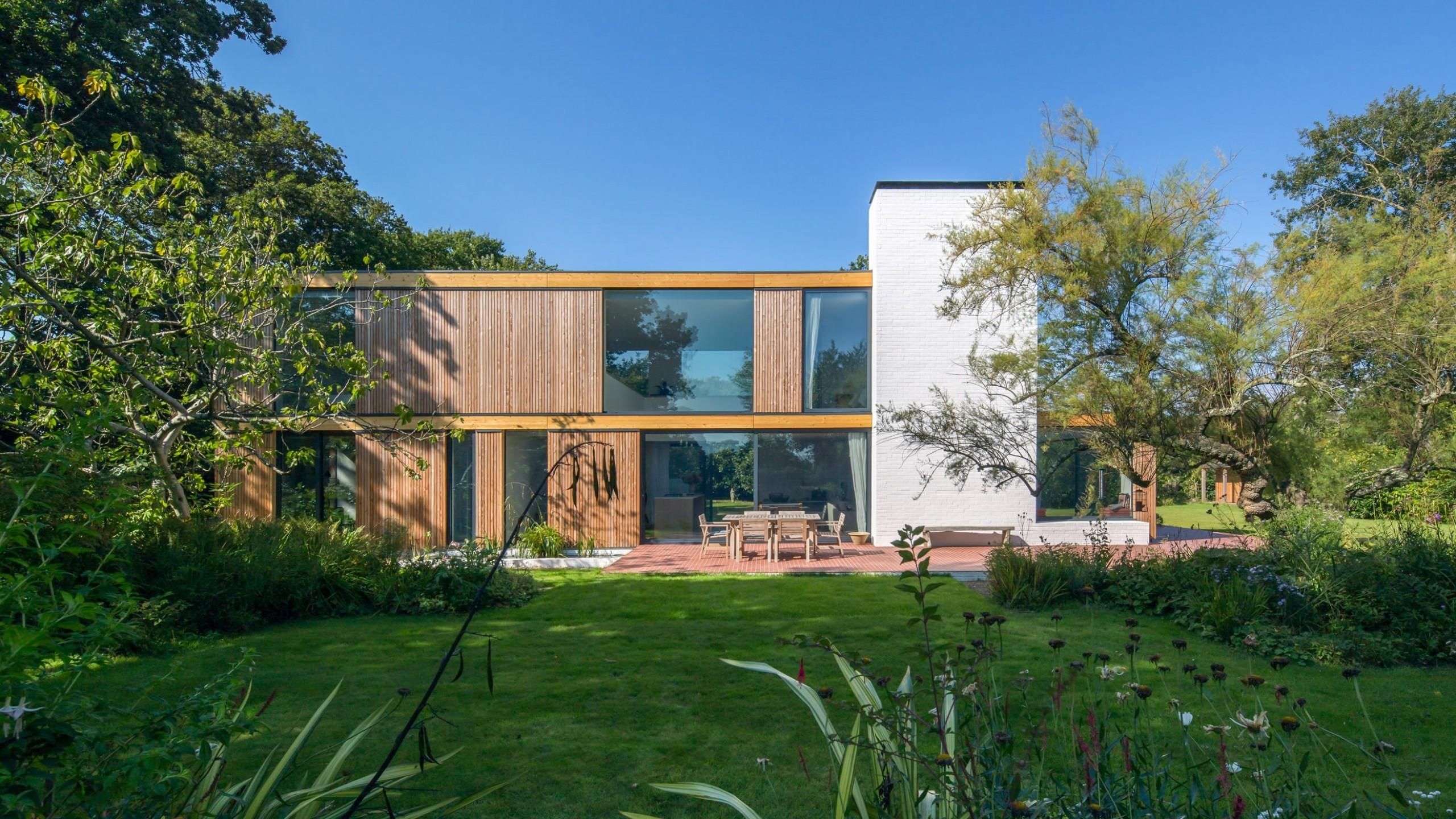 Strom Architects Modern Contemporary Hampshire