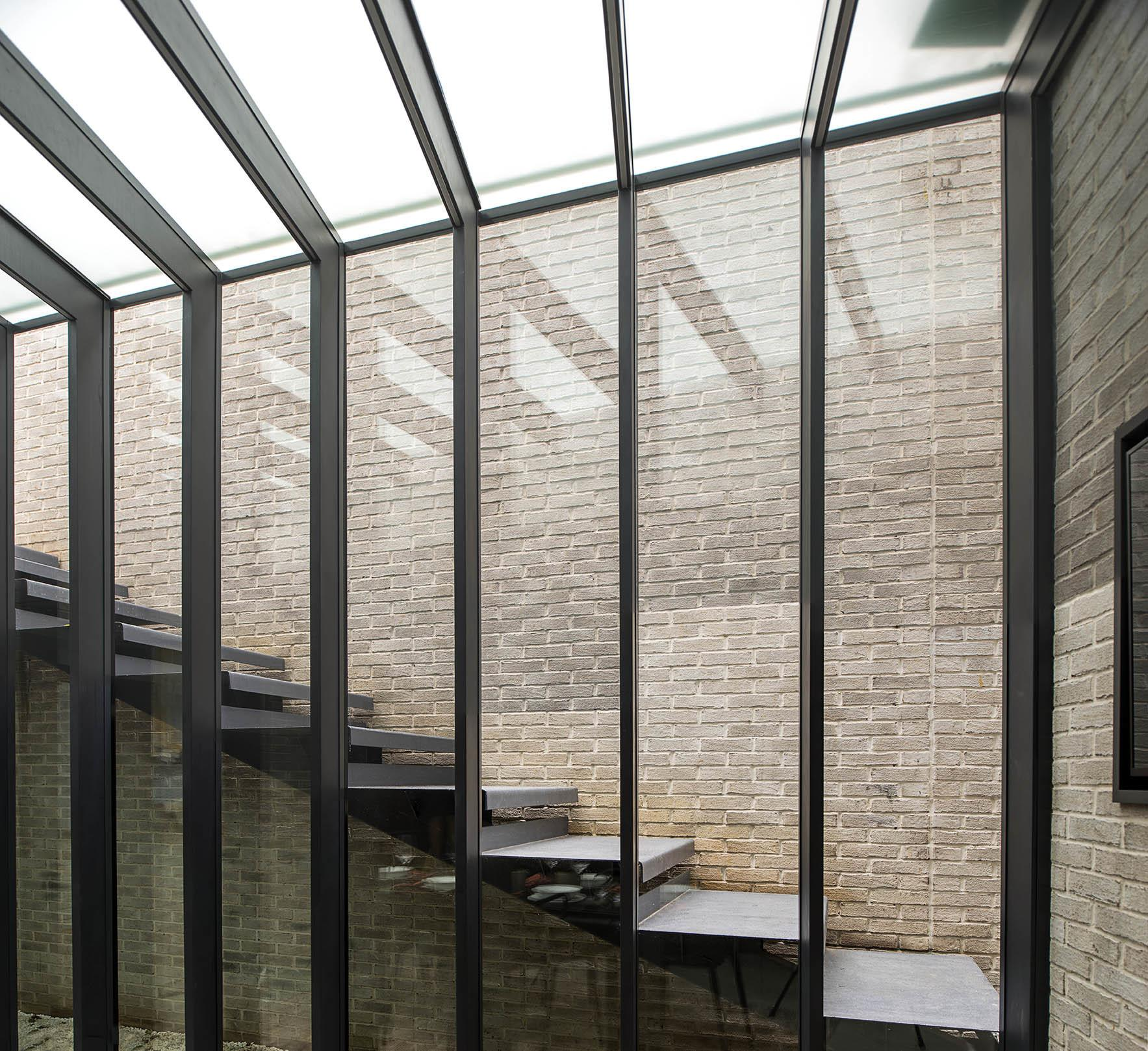 Structural Glass Boxes Extensions Slimline