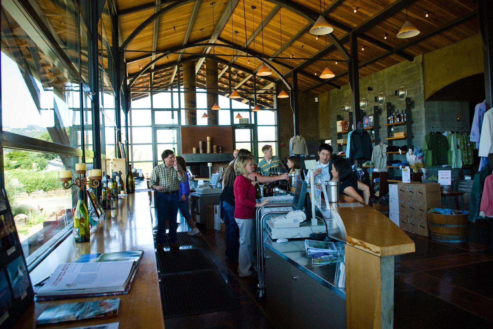 Stryker Tasting Room Wikimedia Commons