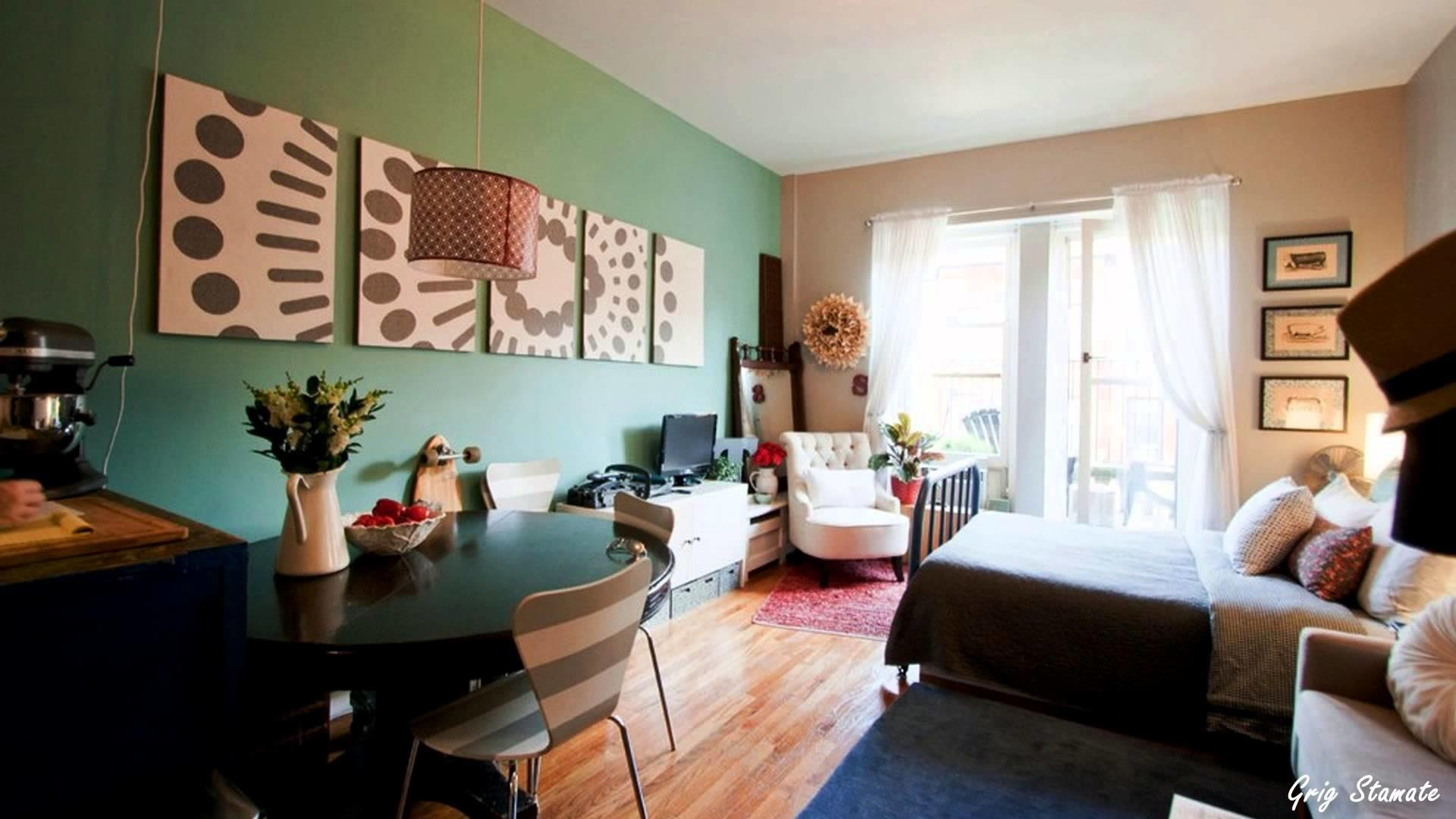 Studio Apartment Decorating Budget