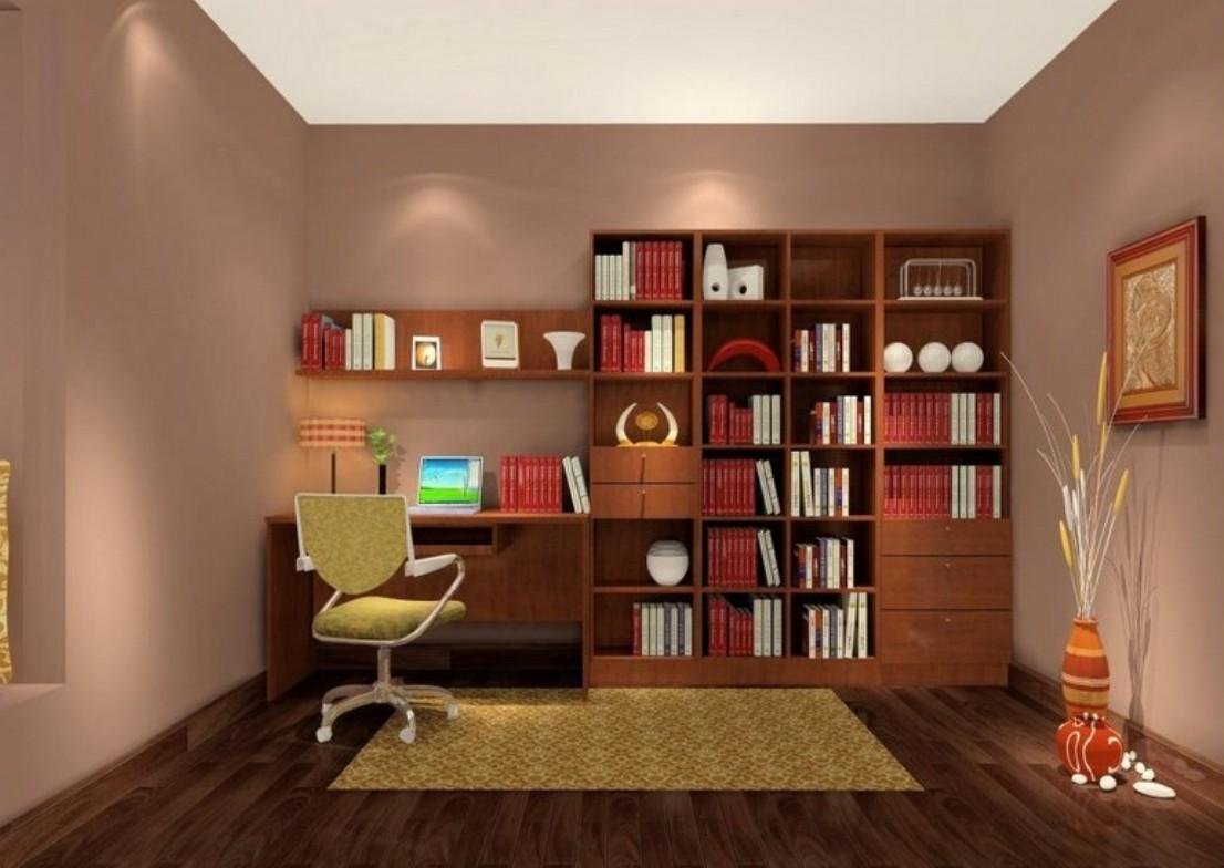 Study Room Bookcase Designs House