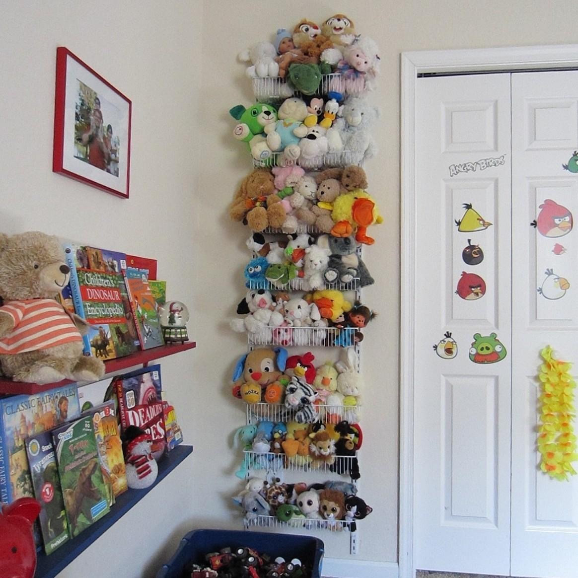 Stuffed Animal Storage Ideas Store Your Toy