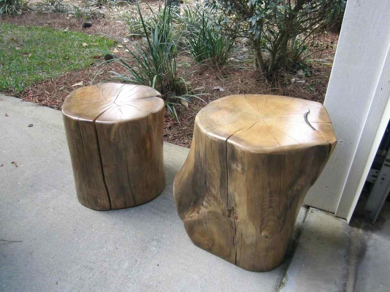 Stump Projects Tree Planter Stacy Risenmay Best Ideas