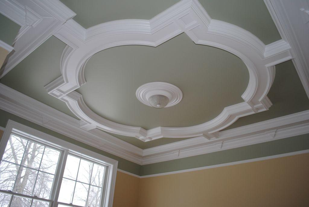 Stunning Coffered Ceiling Plans Ideas Home
