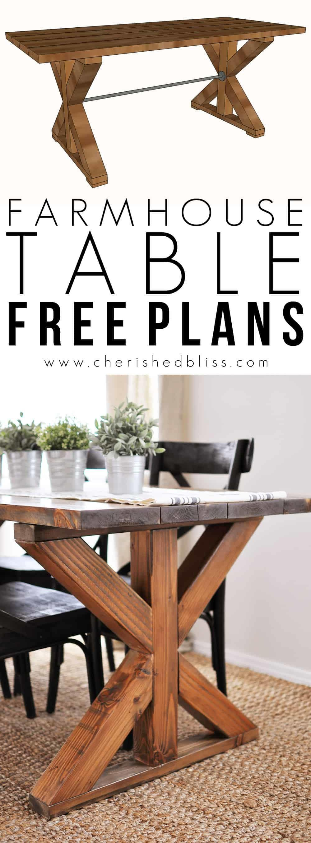 Stunning Diy Dining Table Makeovers Little Red Window