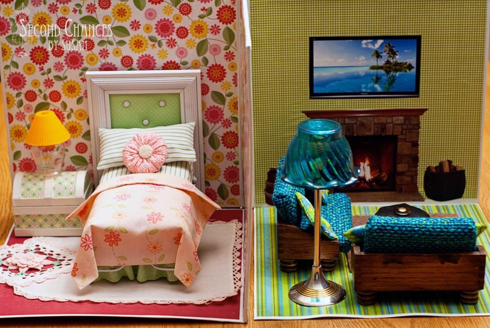 Stunning Diy Dollhouse Ideas Contemporary Best