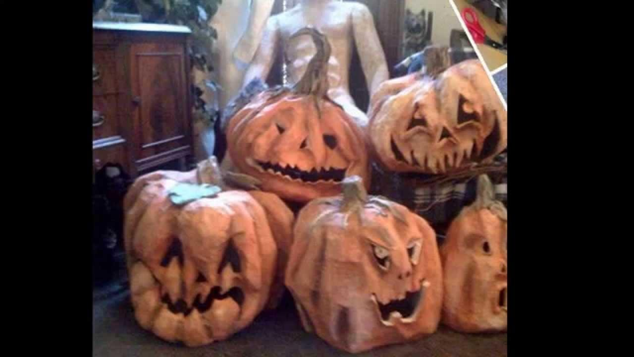 Stunning Diy Scary Halloween Decorations