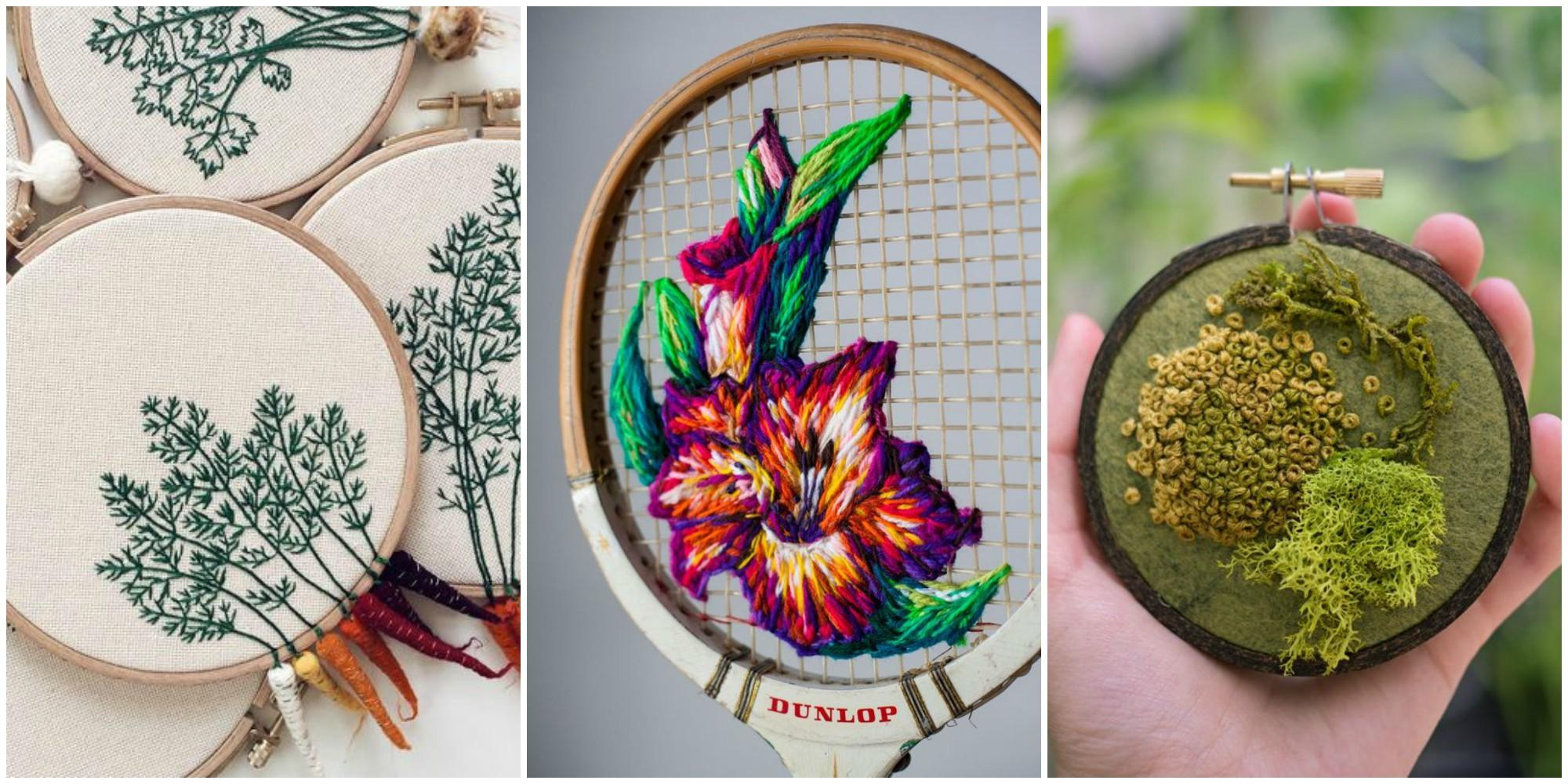 Stunning Embroidery Ideas Going Want Try