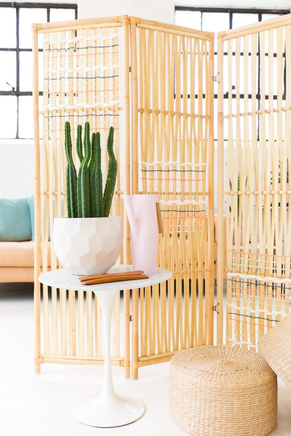 Stunning Folding Screens Which Easily Double Home