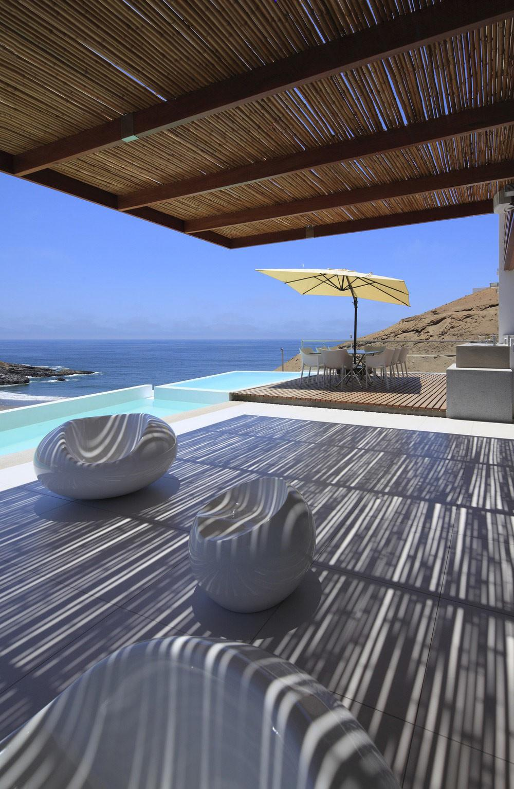 Stunning Home Situated Above Palillos Beach Peru