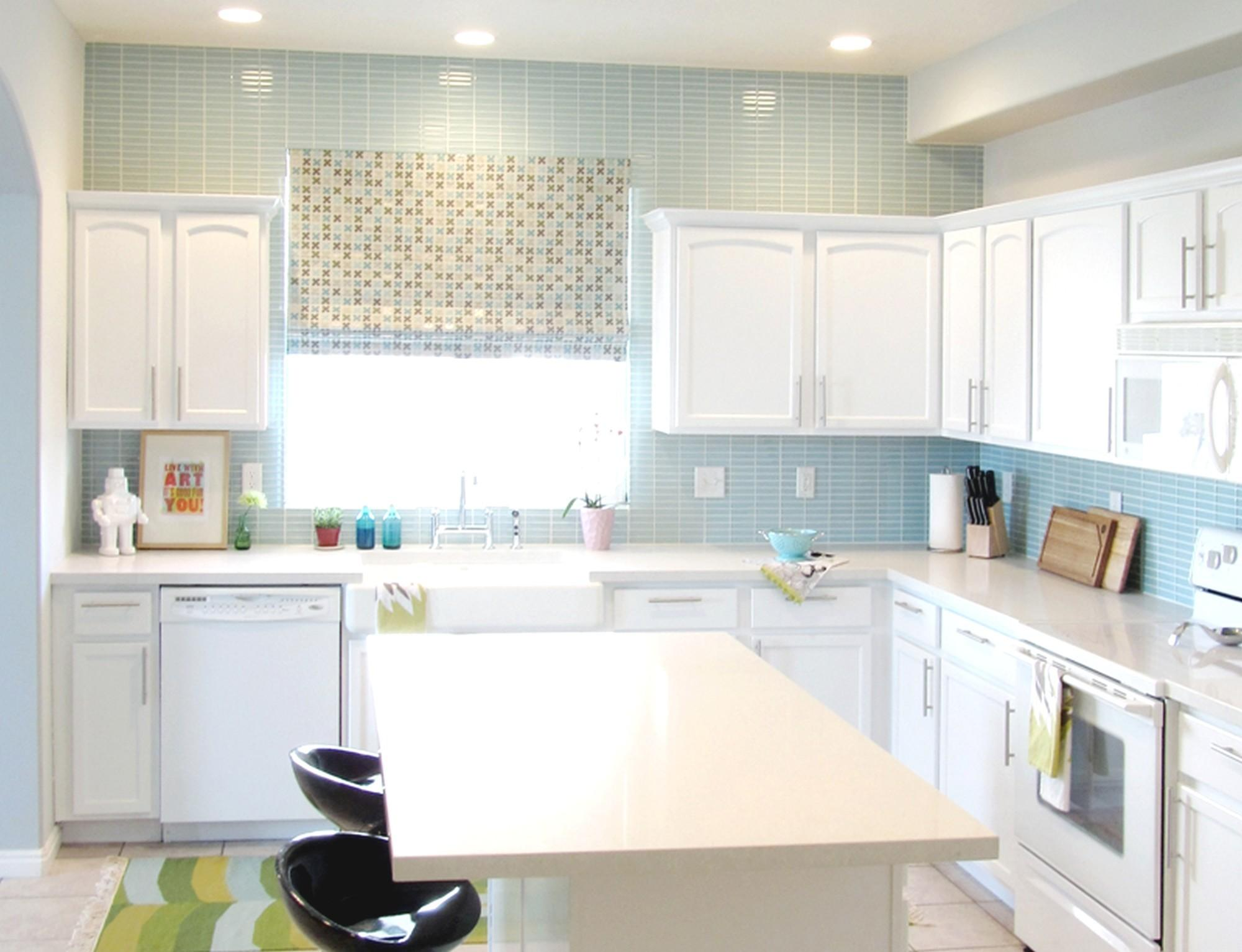 Stunning Kitchen Paint Colors White Cabinets