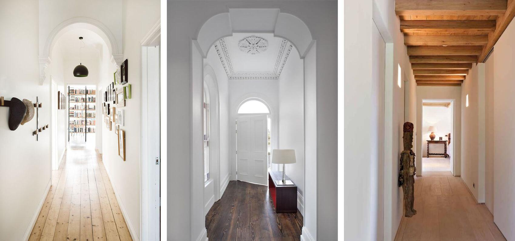 Stunning Long Narrow Hallway Decorating Ideas Kukun