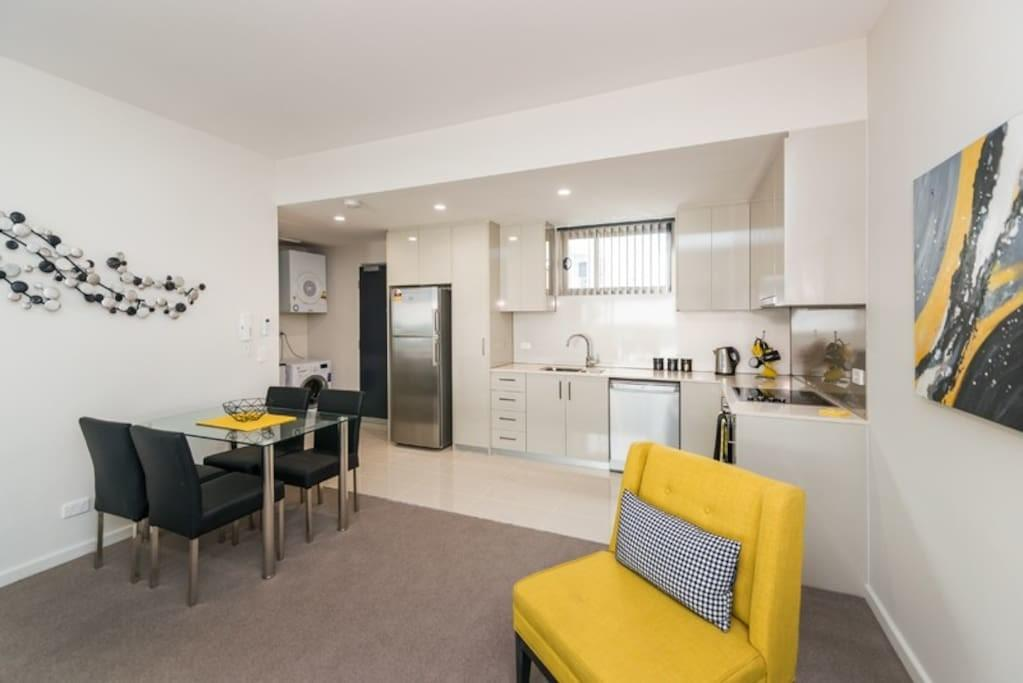 Stunning New Inner City Apartment Apartments Rent