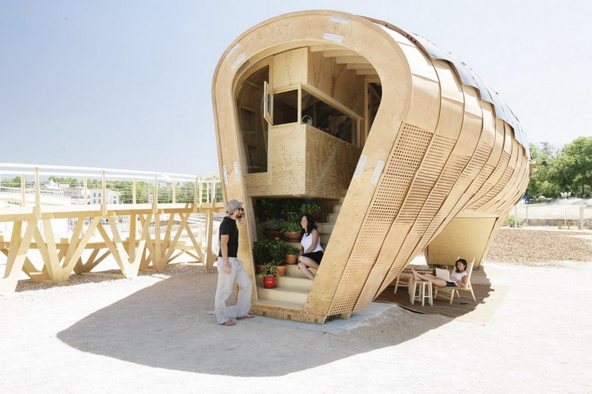 Stunning Passive Houses Cost Just Pennies