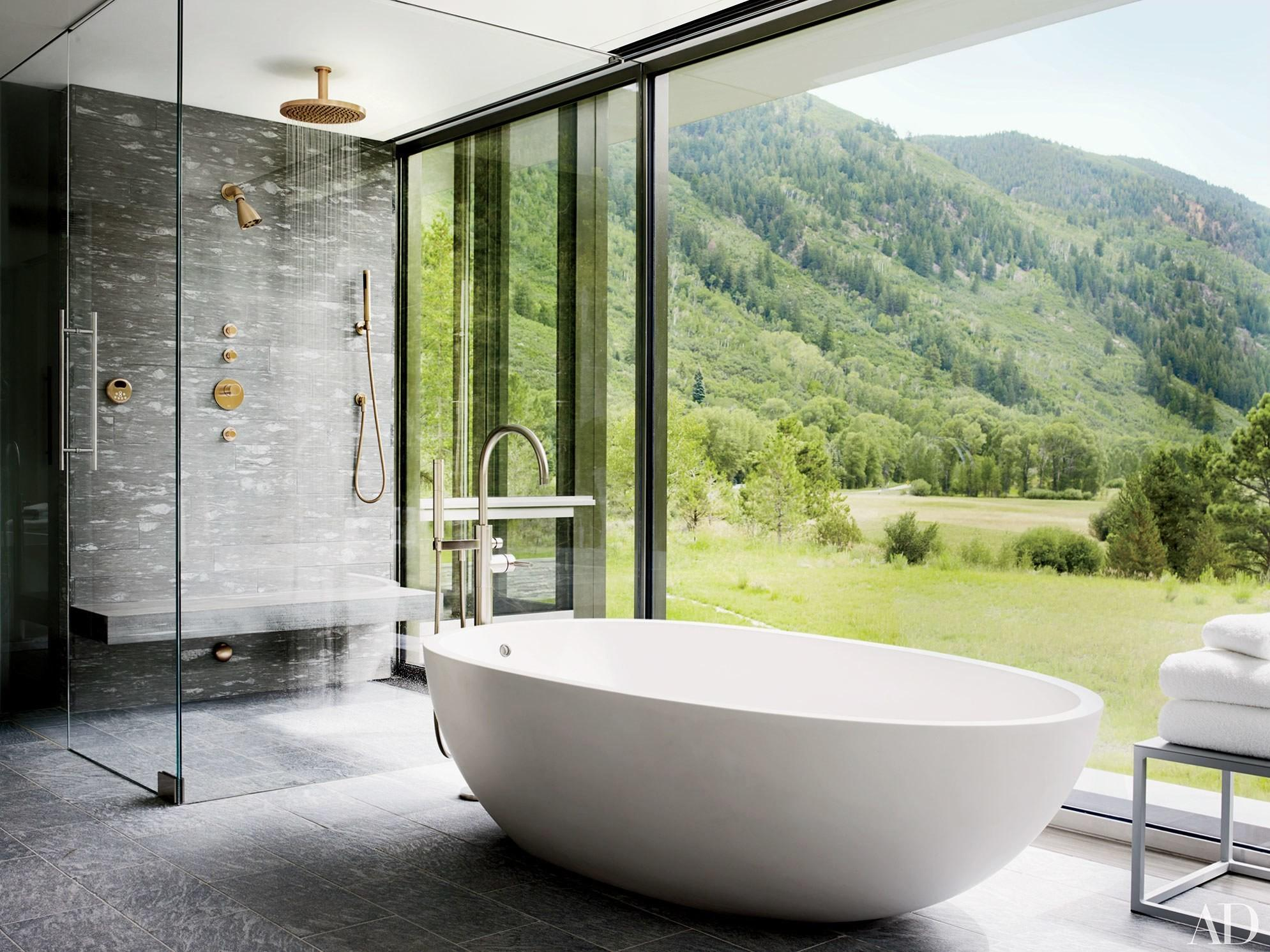 Stunning Showers Just Luxurious Tubs Photos