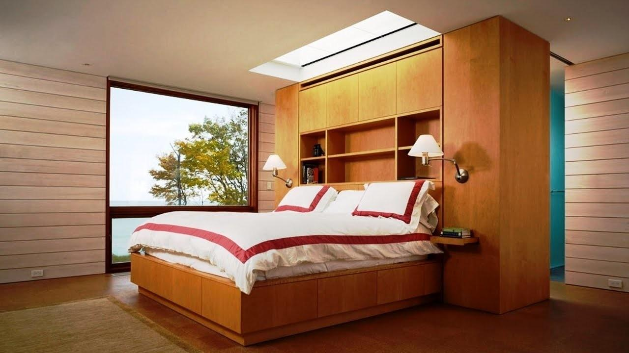 Stunning Skylight Bedroom Design Ideas