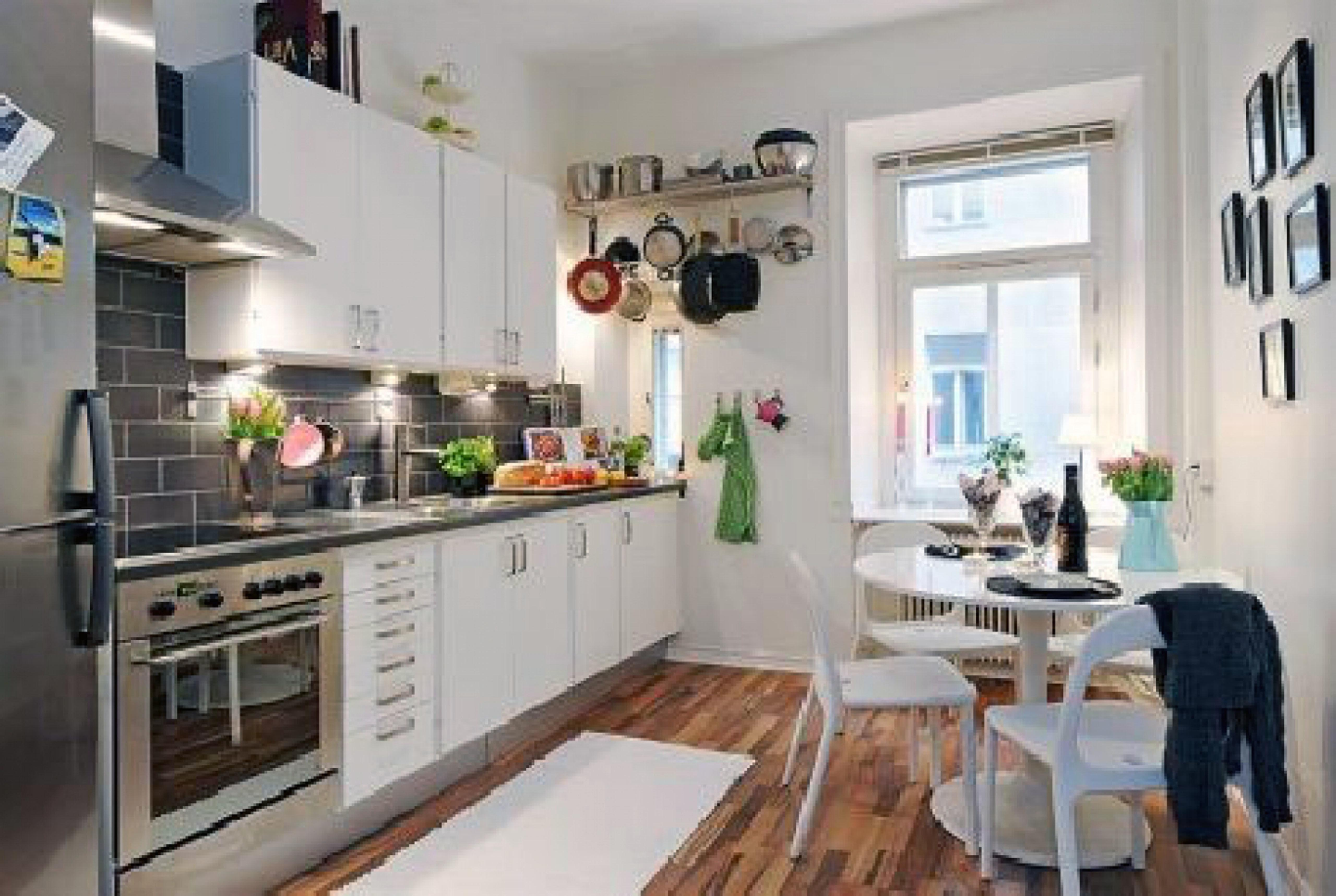 Stunning Small Kitchen Ideas Apartment Related House