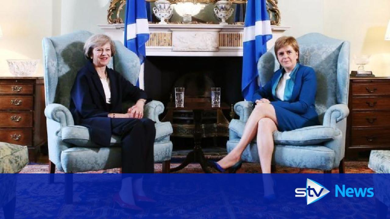 Sturgeon May Brexit Plans Makes Indyref2 Even More Likely