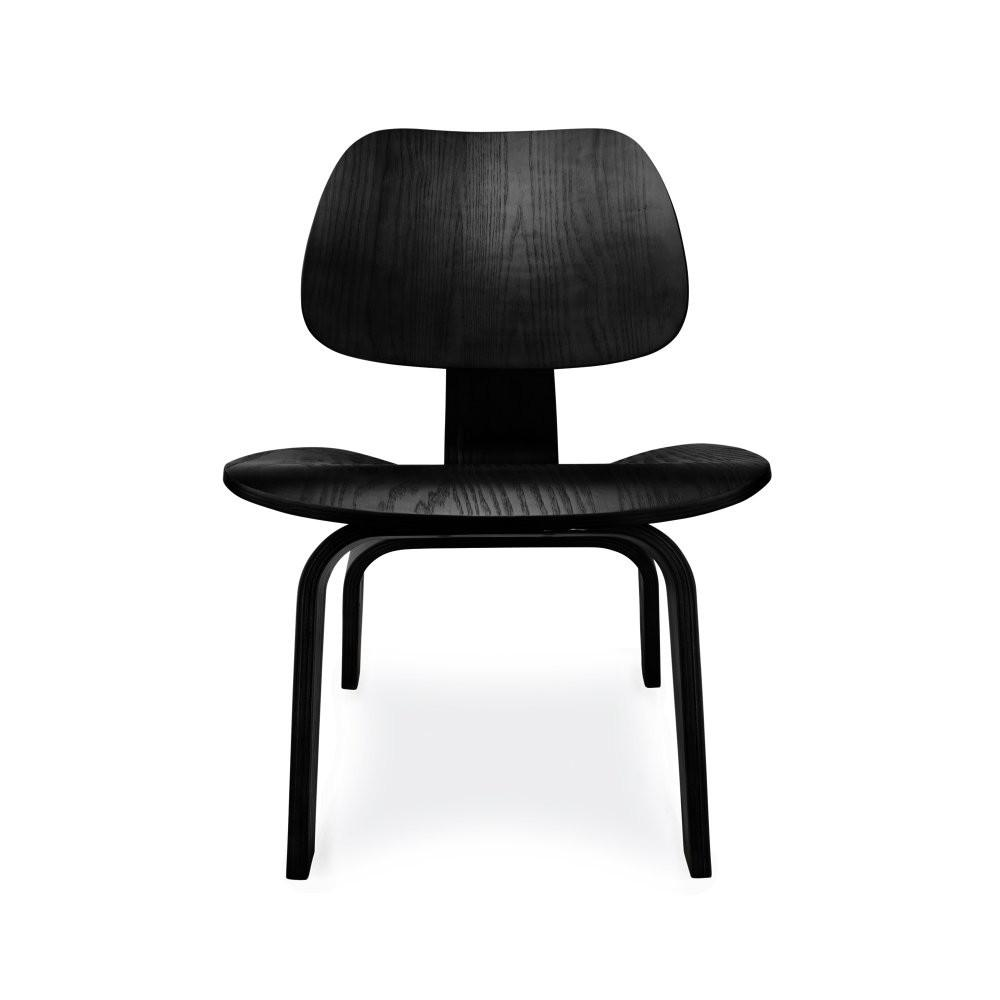 Style Black Dcw Lounge Chair Cult