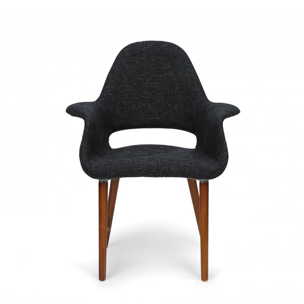 Style Black Organic Chair Cult